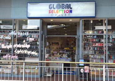 グローバルセレクション マリノアシティ福岡店